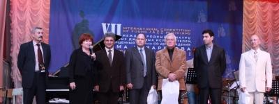 VII Международный конкурс молодых джазовых исполнителей - Ростов-на-Дону 2011.